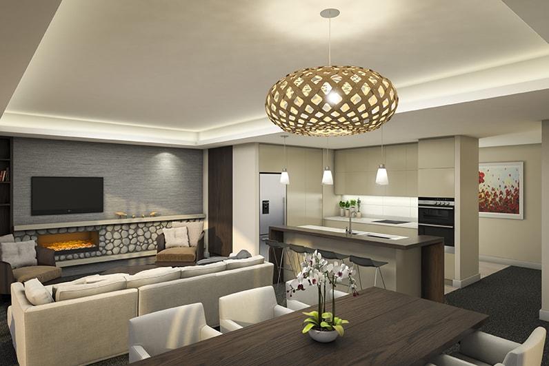 One Bedroom Apartment – $499,000*