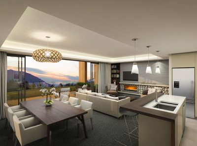 Three Bedroom Apartment 101